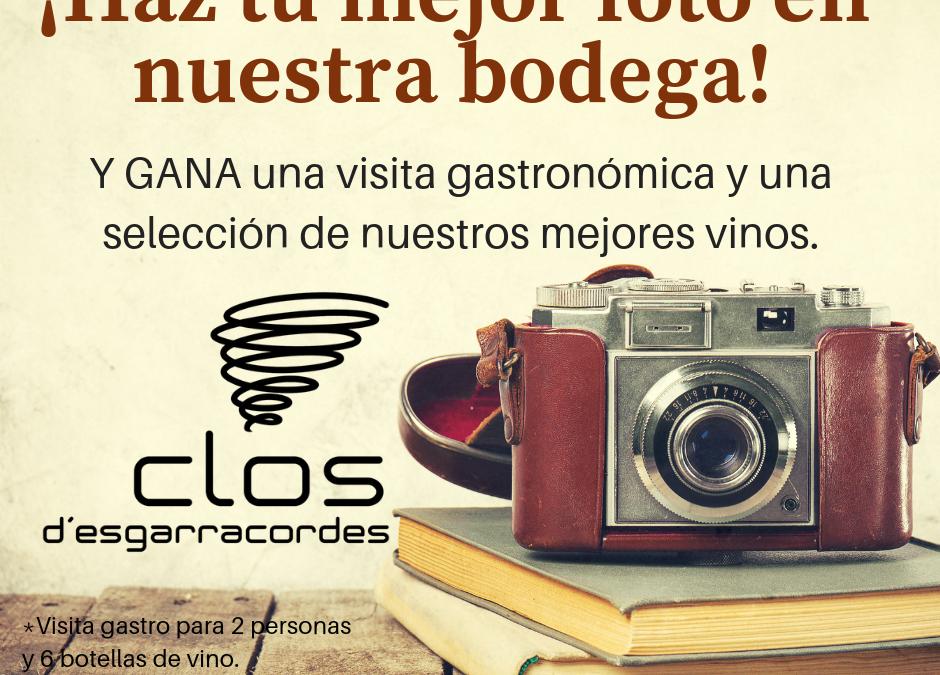Concurso de fotos #barondalbafotos